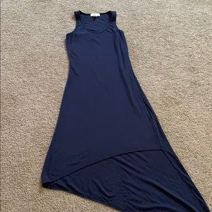 Micheal Kors blue tank dress